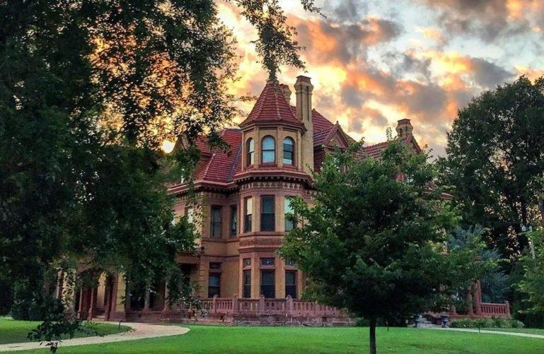 Henry Overholser Mansion Oklahoma City