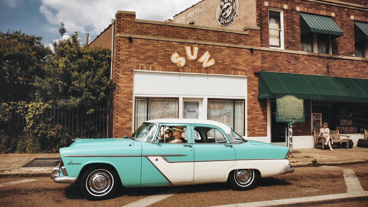 Sun Studio date ideas in Memphis