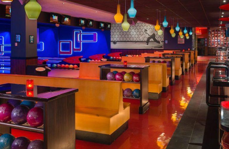 Bowling at Kings Entertainment Orlando