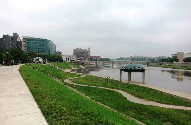 RiverScape Metro Park