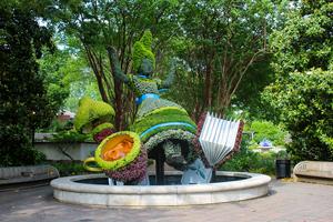 Atlanta Botanical Garden - Atlanta date ideas