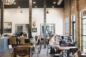 Chattahoochee Coffee Company - Atlanta Date Ideas