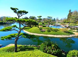 Japanese Garden - Los Angeles Date Ideas
