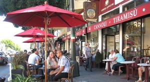 Cafe Greco - San Francisco Date Ideas