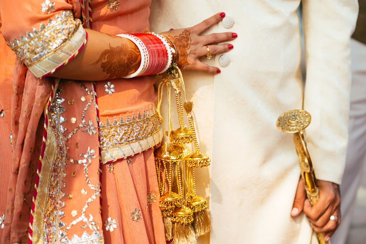 Punjabi Wedding from A to Z